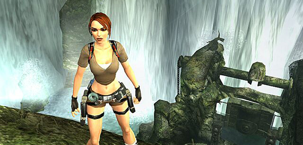 Gameplay Tomb Raider 2006