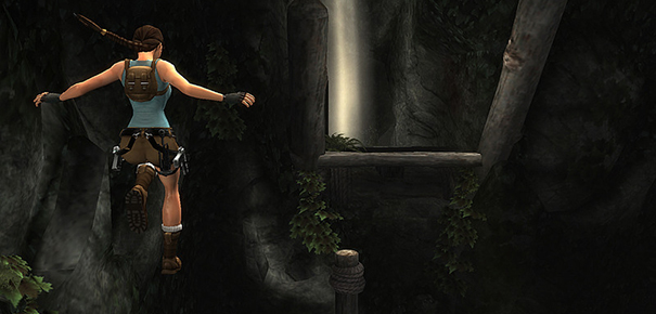 Gameplay Tomb Raider 2007