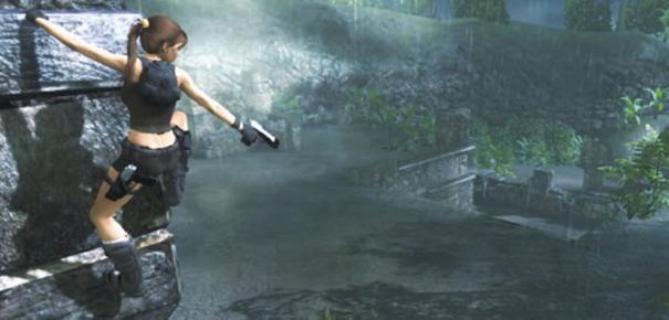 Gameplay Tomb Raider 2008