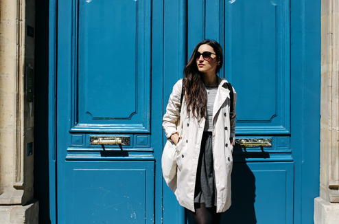 Trench coat : le must have du printemps