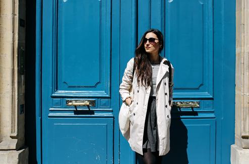 Trench coat : le must have du printemps