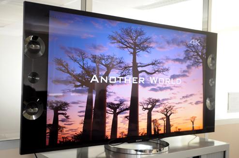 TV 4K Sony X9 55 pouces