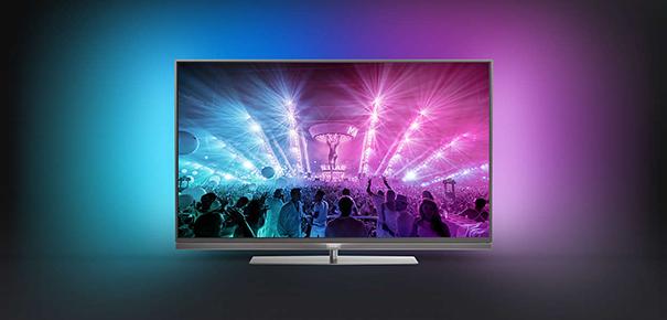 tv philips 4k prise en main d android tv et d ambilight darty vous. Black Bedroom Furniture Sets. Home Design Ideas