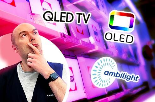 TV les nouvelles technos 2021