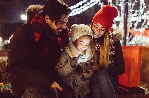 Un smartphone pas cher pour Noël