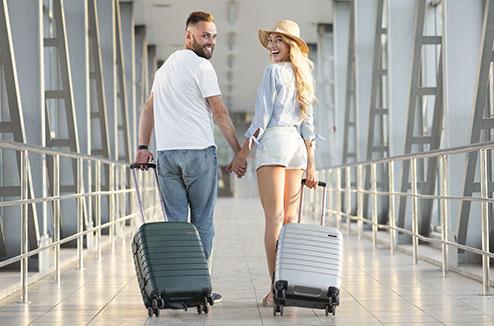 Top des valises