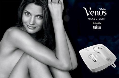 Venus Naked Skin de Braun