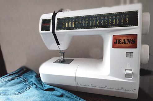 machine à coudre Veritas JSA18