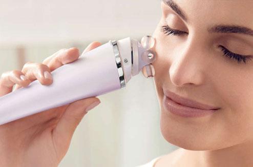 Brosse nettoyante et soin visage Philips Visapure Advanced