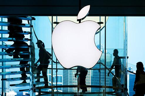 Les nouveautés Apple