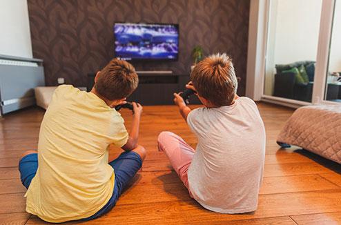 Jouer avec votre enfant aux jeux vidéo