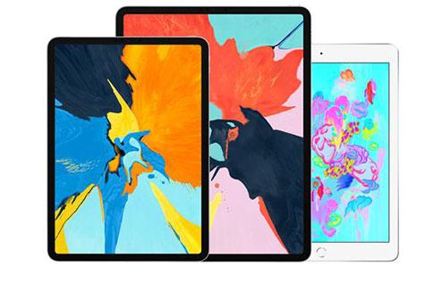 Choisissez bien votre iPad