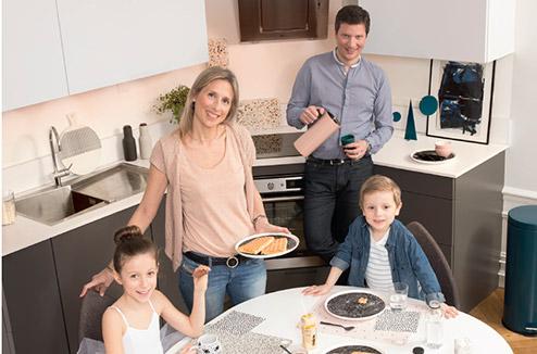 Une Family Party dans sa cuisine ?