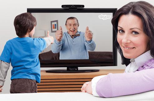 J Ai Testé La Webcam Skype Pour Tv De Logitech Darty Vous