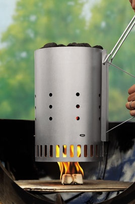 Allumer son barbecue charbon sans gal rer darty vous for Forum barbecue weber charbon