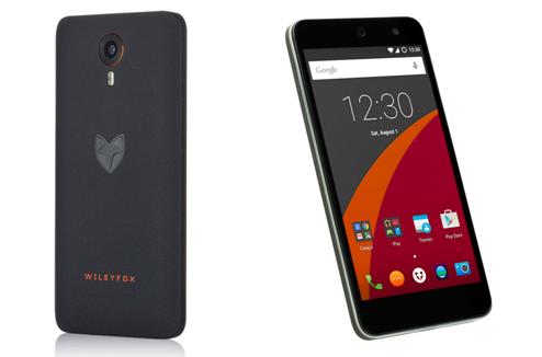 Wileyfox Swift : le smartphone sous Cyanogen OS