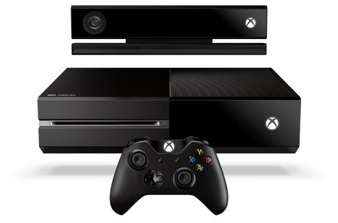 La Xbox One de Microsoft arbore un design très discret