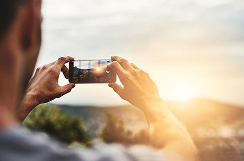 Tendance des doubles capteurs photos au rayon smartphone