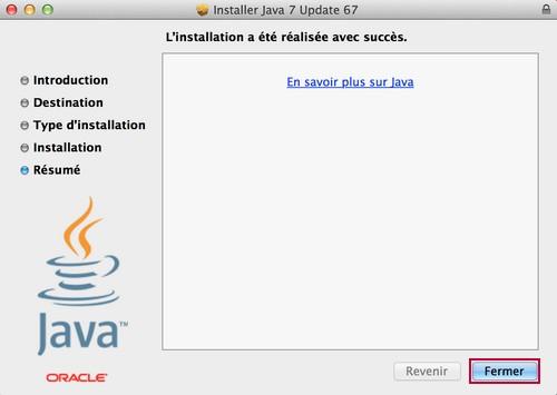 Darty faq installer java sur mon mac for Fenetre java