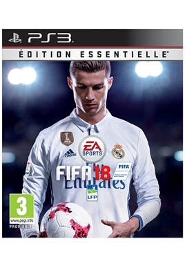 Jeux PS3 Electronic Arts FIFA 18 EDITION ESSENTIELLE PS3