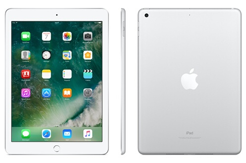 TABLETTE TACTILE APPLE IPAD WIFI 32 GO ARGENT (MP2G2NF/A)