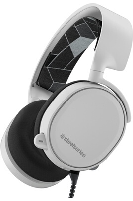 Casque micro / gamer Steelseries ARCTIS 3 BLANC