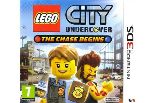 Jeux 3DS / 2DS Nintendo LEGO CITY : UNDERCOVER - THE CHASE BEGINS