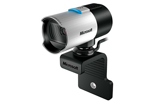 WEBCAM ET CAMéRA IP MICROSOFT LIFECAM STUDIO