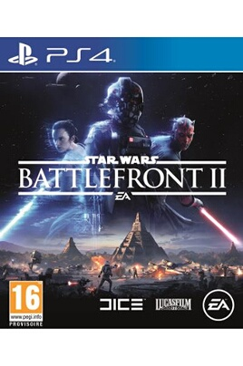 Jeux PS4 Electronic Arts Star Wars Battlefront II PS4