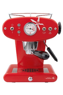 Expresso Illy X1 IPSO ROUGE 6580