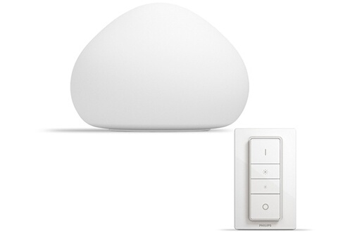 Ampoules connectées Philips HUE LAMPE WELLNER WHITE