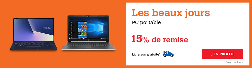 32548df73f PC portable - Livraison Gratuite* - En 1h en magasin* | Darty