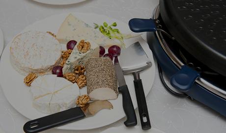 Moulinex RE160811 Appareil /à Raclette 6 Coupelles Accessimo