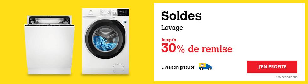 Soldes Lave Linge Livraison Et Installation Gratuites 24h