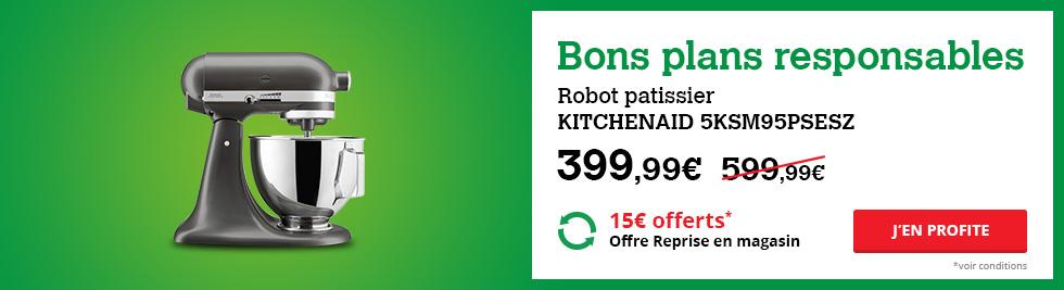 Robot pâtissier Livraison Gratuite* Retrait 1h* | Darty