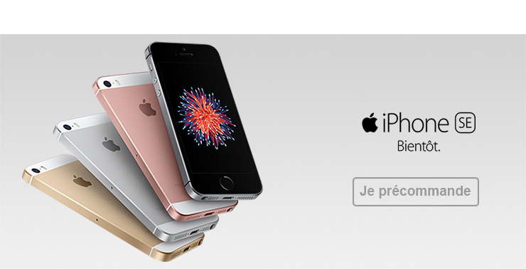 Iphone Se Darty Reconditionne
