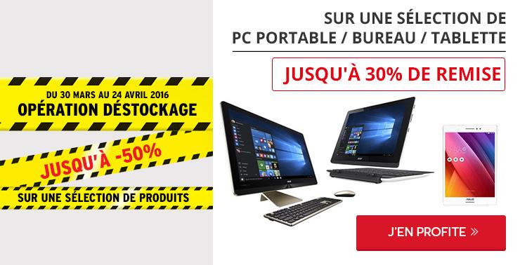 Informatique pc tablette accessoires for Bureau 13 pc