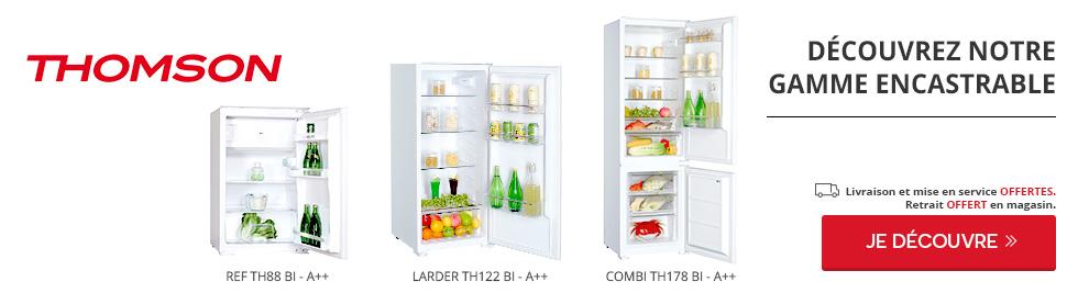 Colonne frigo encastrable 20170930191508 for Anti tartre electronique comap