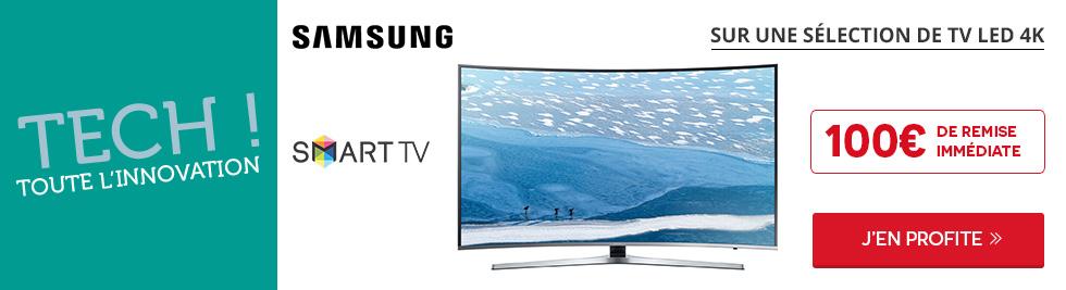 tv led tv 4k uhd tv connect e smart tv tv incurv e darty. Black Bedroom Furniture Sets. Home Design Ideas