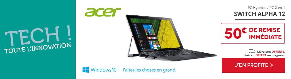 nav achat informatique ordinateur portable marque  acer ACER