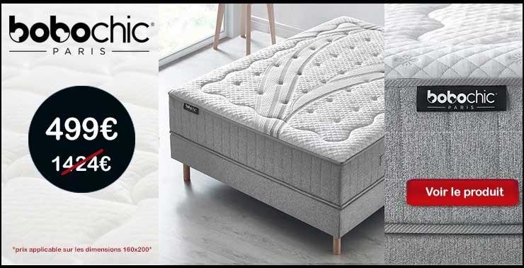 soldes literie. Black Bedroom Furniture Sets. Home Design Ideas