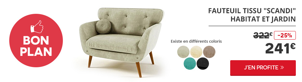 Fauteuil Darty