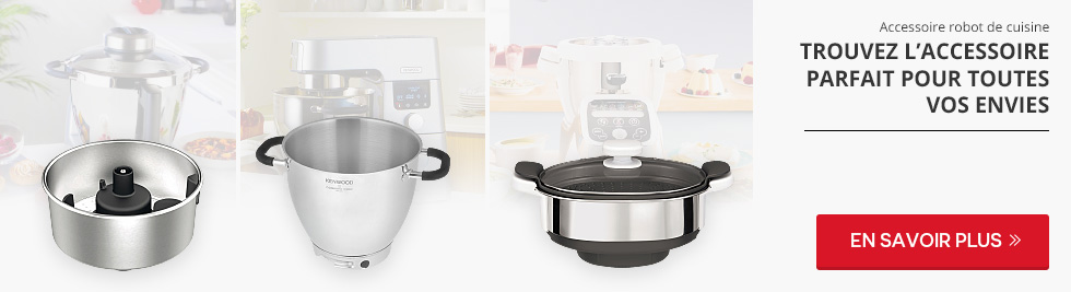 Tout le choix darty en accessoire robot de marque magimix for Tout les cuisine