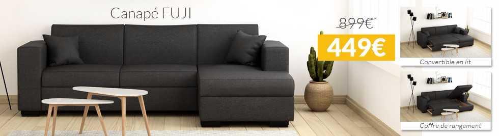 tout le choix darty en canap de marque bobochic darty. Black Bedroom Furniture Sets. Home Design Ideas