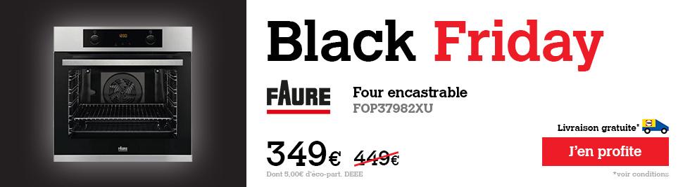 four black friday darty. Black Bedroom Furniture Sets. Home Design Ideas