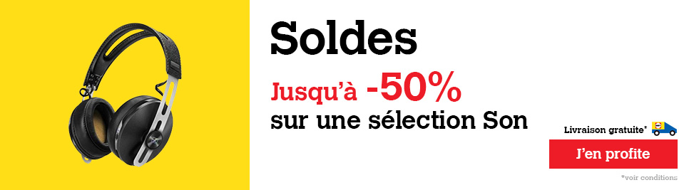 Soldes Son Darty