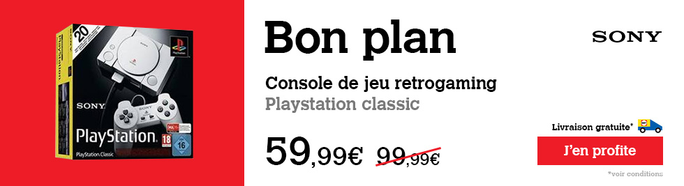 -40% Playstation classic