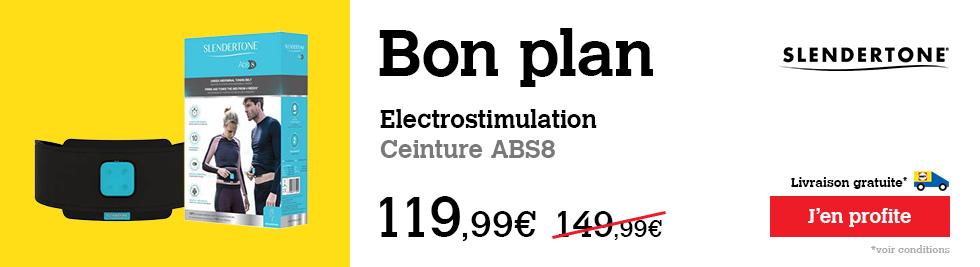 Electro-stimulation - Livraison Gratuite  - Retraite h    Darty 377a160c215