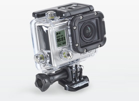 Gopro HD HERO 3 SILVER EDITION