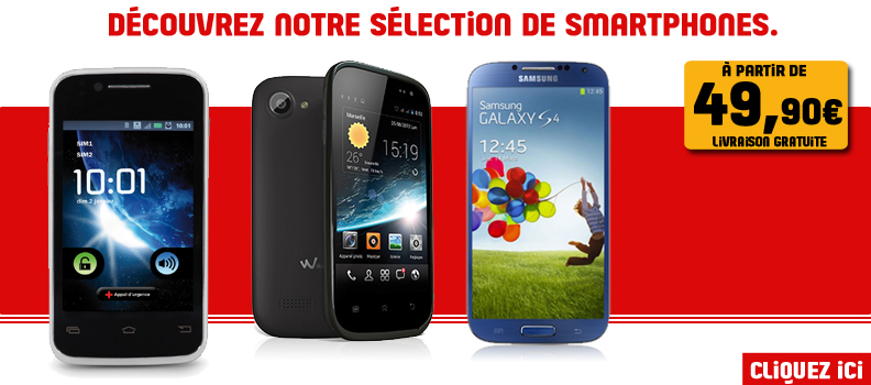 S�lection smartphone